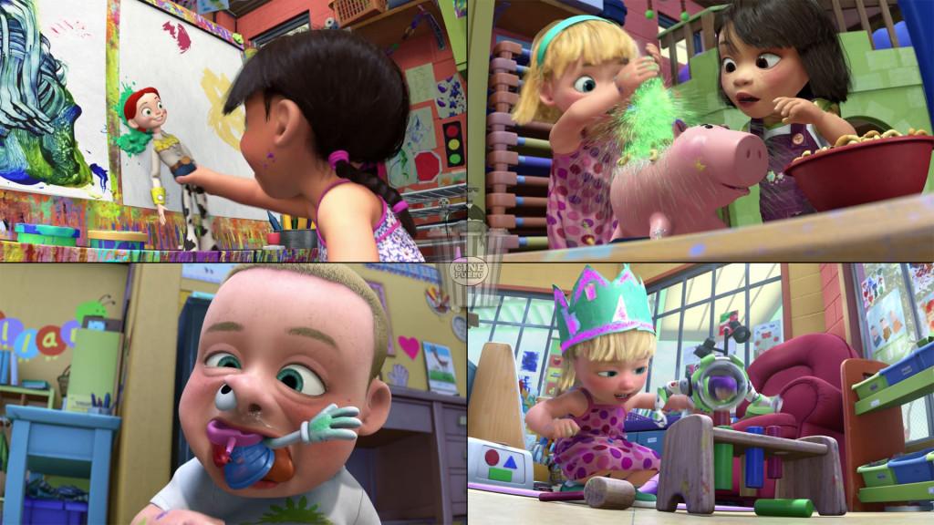 Sid era un bebé comparado con estos.