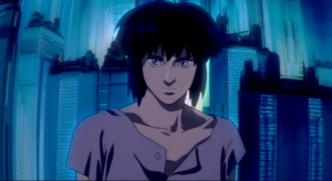 Ghost in the shell bote