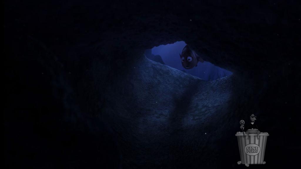 Mi vida está tan vacía como esta cueva, por eso veo este tipo de películas.