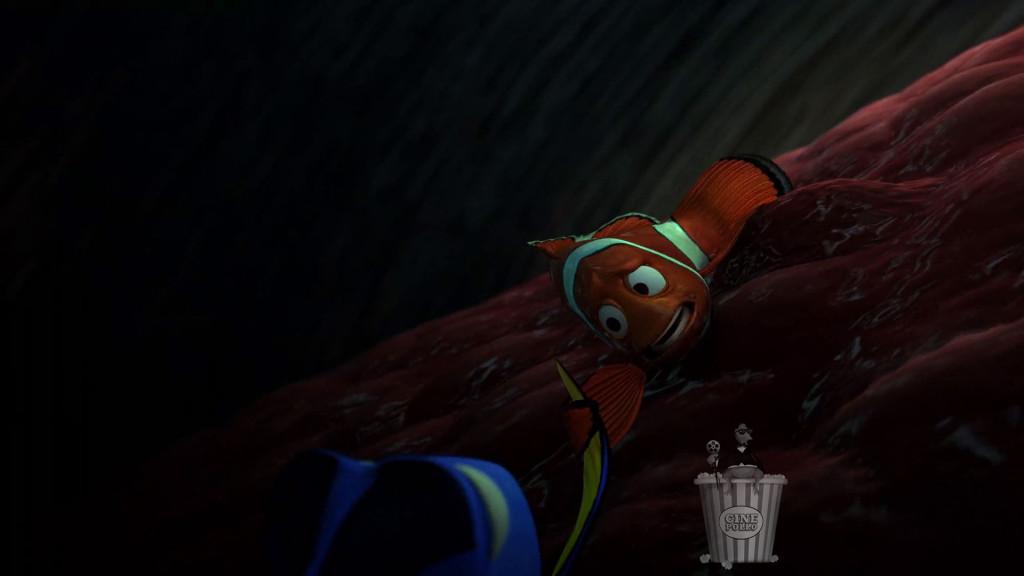 Alguien olvidó que los peces no respiran fuera del agua.
