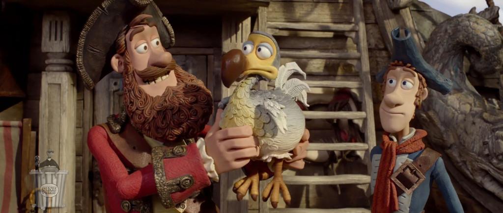 El loro gordo, Polly.