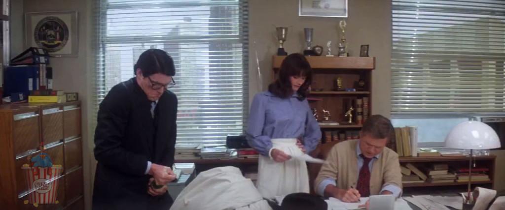 Christopher Reeve como en su mejor momento.