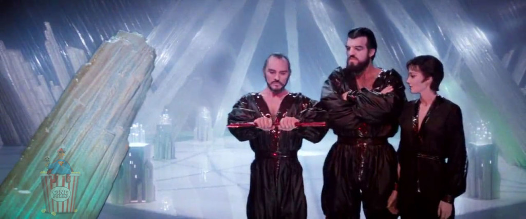Zod, no debiste haber roto ese palito.