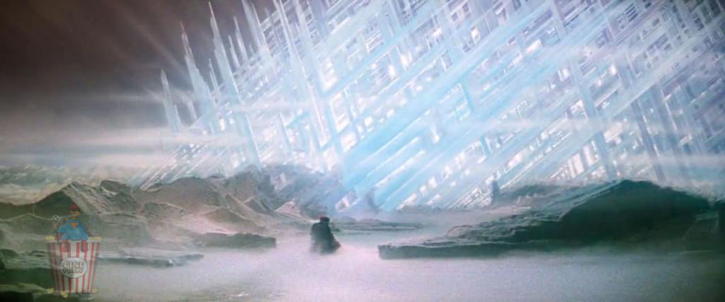 En Krypton no usaban candados en sus puertas.