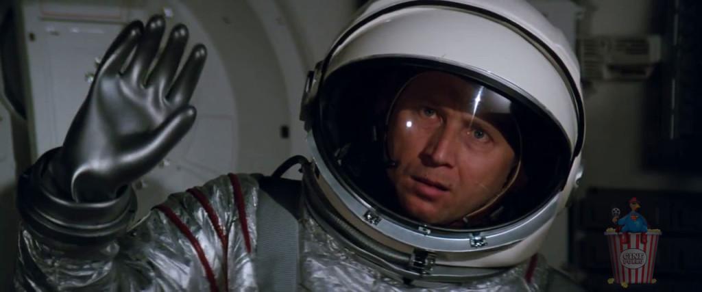 Al menos esta vez los astronautas no mueren.