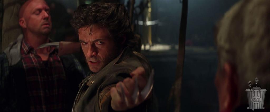 Si Wolverine no fuera un chaparro.