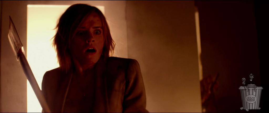 Y aparece Emma Watson.