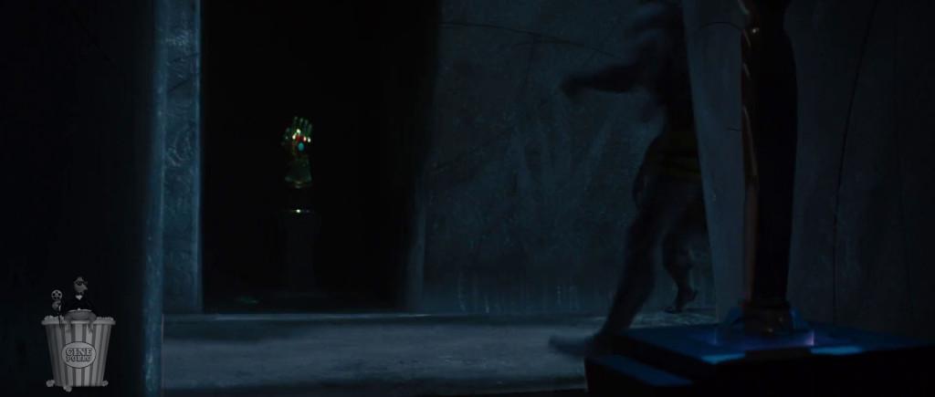 Infinity Gauntlet, todo este tiempo has estado ahí.