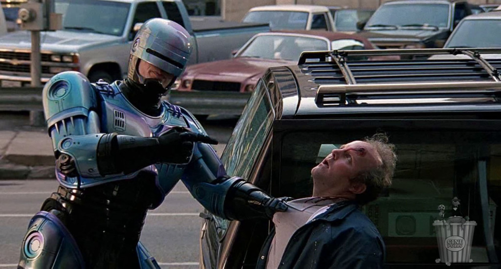 Robot tonto, eso es un cadáver.