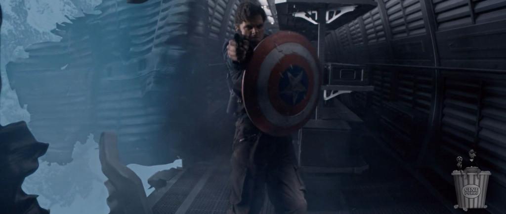 """Si Marvel decide hacer """"la muerte del Capitán América"""", muchos hablarán de este momento."""