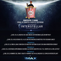 Interstellar IMAX [Semana 2]