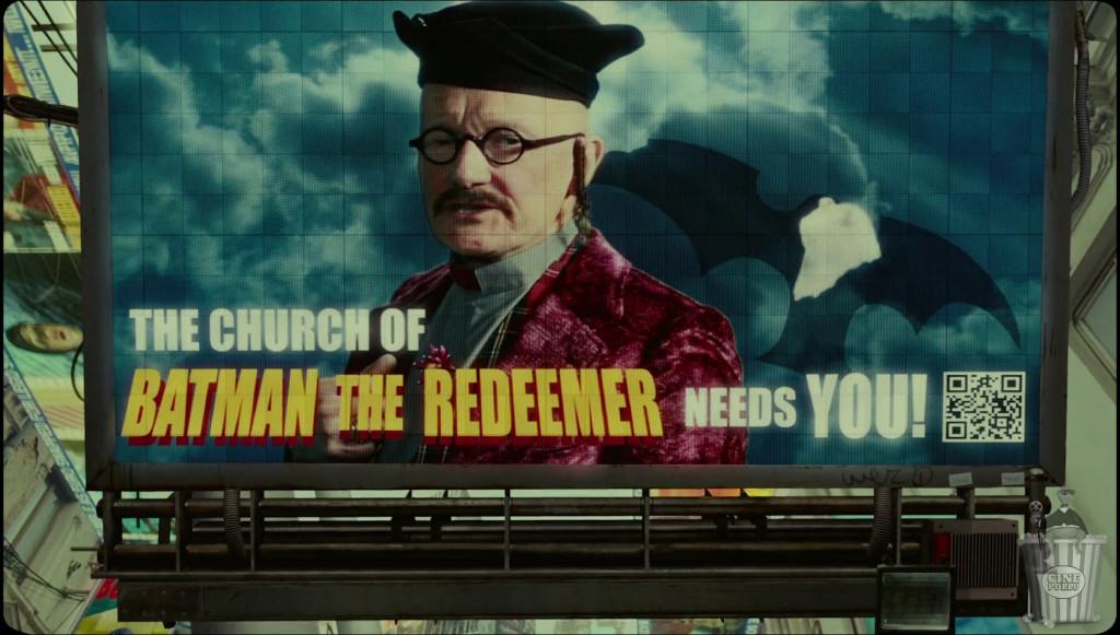 ¿Iglesia de Batman el Redentor? Me uniría sin pensarlo mucho.