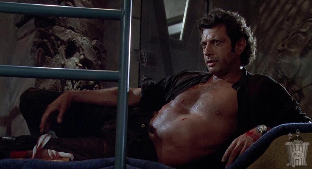 Ningún review está completo sin esta foto del majestuoso Jeff Goldblum.